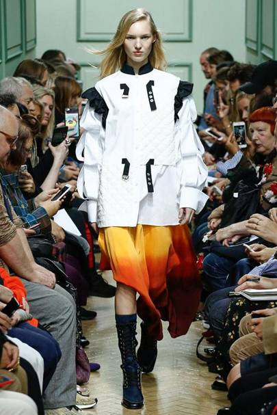 b4dca234ac1 JW Anderson Spring Summer 2017 Ready-To-Wear collection.