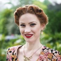 Gisela Kouker, model