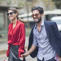 Patricia Manfield and Giotto Calendoli, bloggers