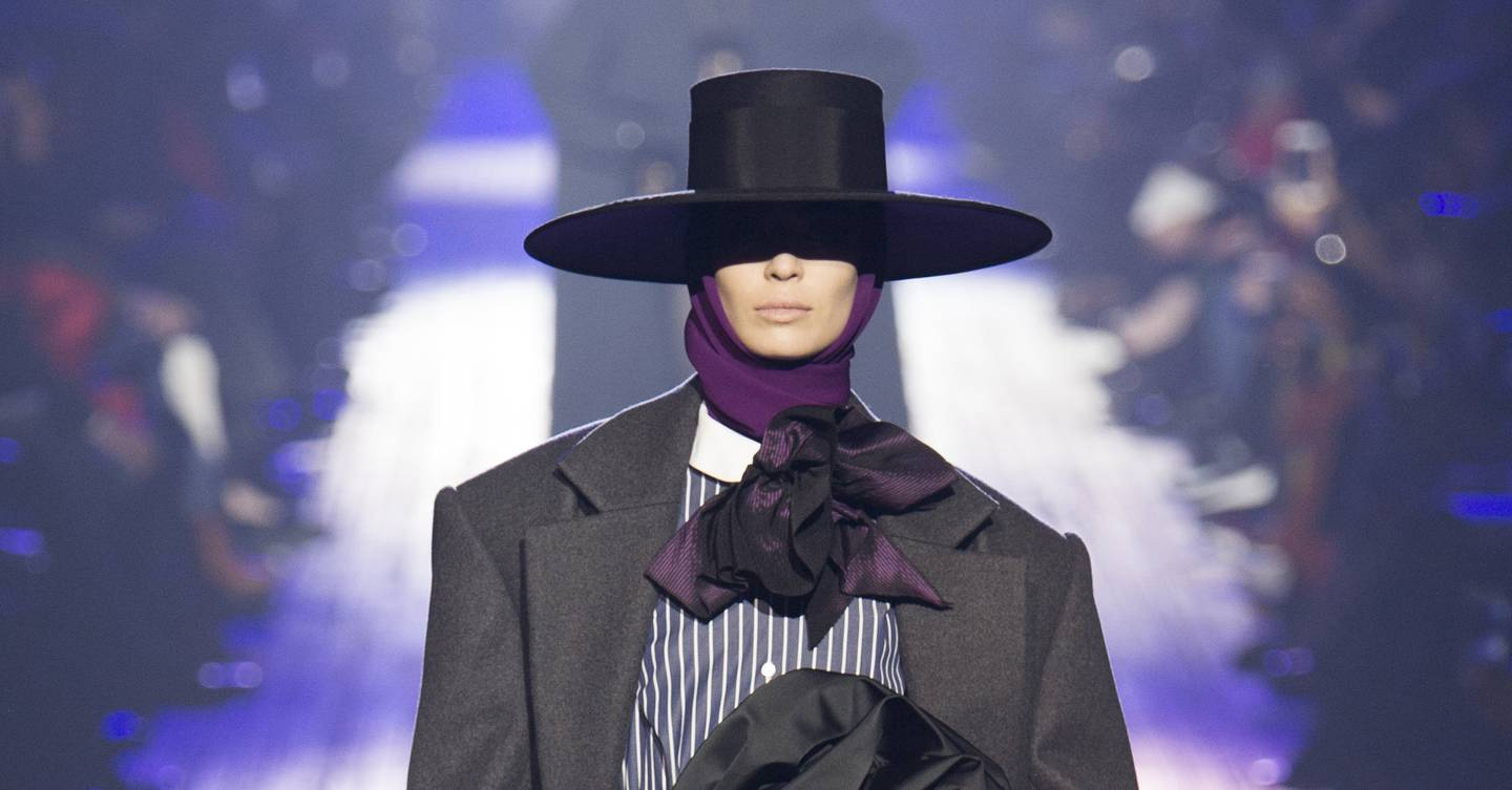 f0c32aa83d1 Marc Jacobs Autumn Winter 2018 Ready-To-Wear show report
