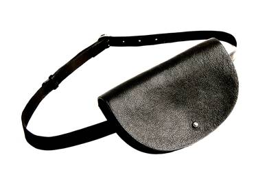 Urban Outfitters: leather stud bum bag