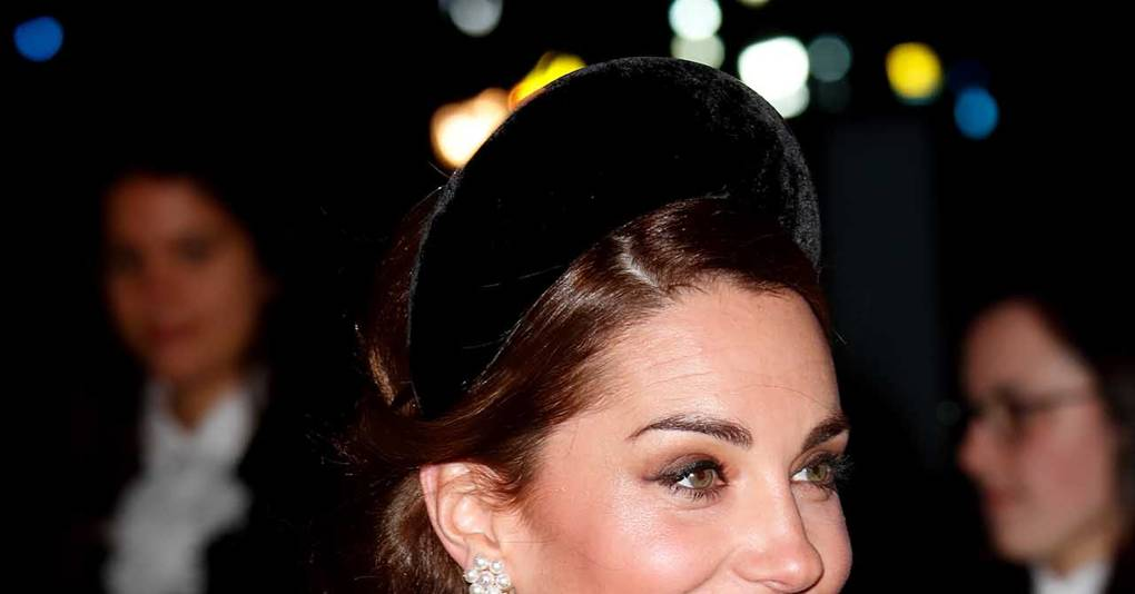 68bb6779f7a The Duchess Of Cambridge s Life In Headbands