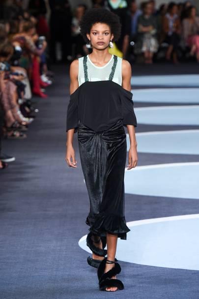 5. Marco De Vincenzo's eveningwear T-shirt