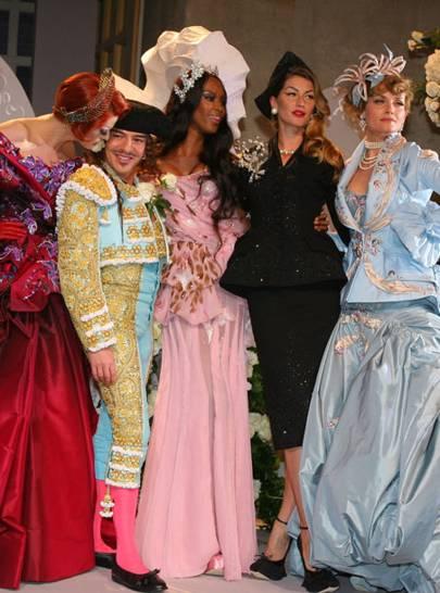 A Decade At Dior