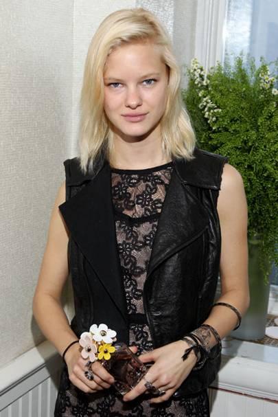 Hannah Holman, model
