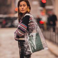 The Full-Vis Bag Is The Most Controversial Trend Of 2018