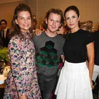 Erdem flagship store launch dinner, London - September 9 2015