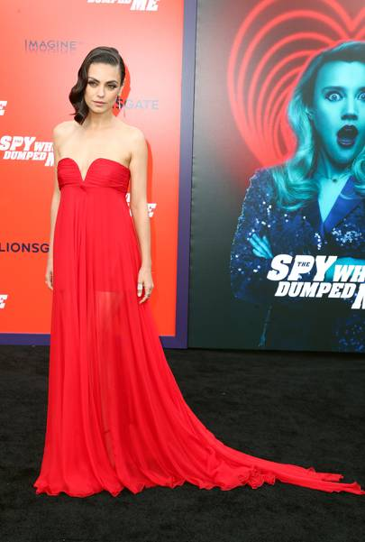 'The Spy Who Dumped Me' film premiere, Los Angeles – July 25 2018