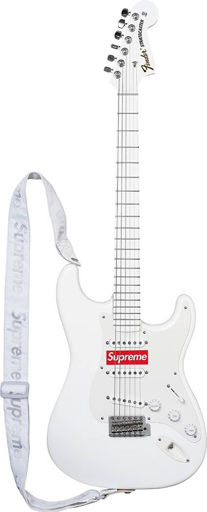 Supreme/Fender Stratocaster