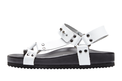 The Fashionably Functional Sandal