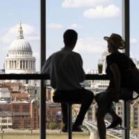 Tate Modern Members' Room
