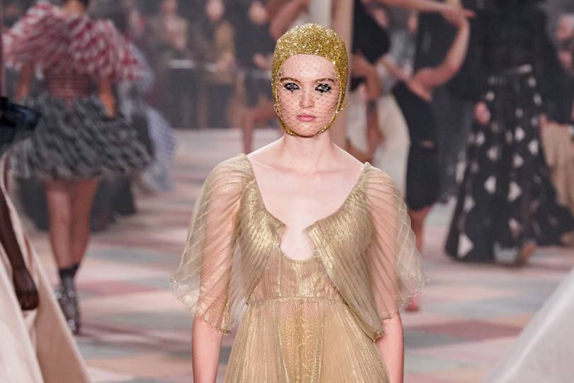 c41fb4bf72d Dior Spring Summer 2019 Couture show report