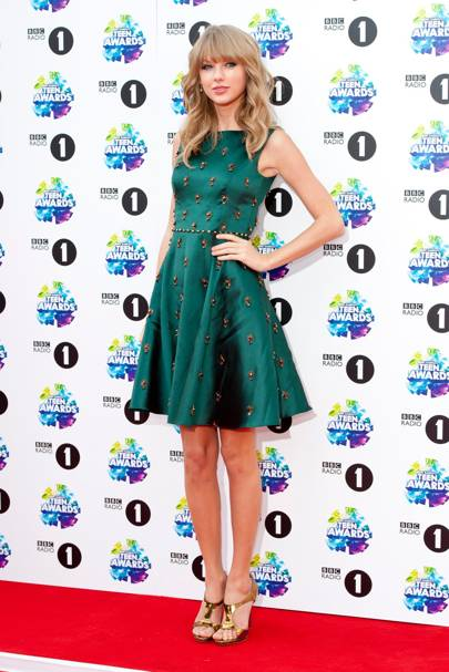 BBC Radio One Teen Choice Awards, London - November 3 2013