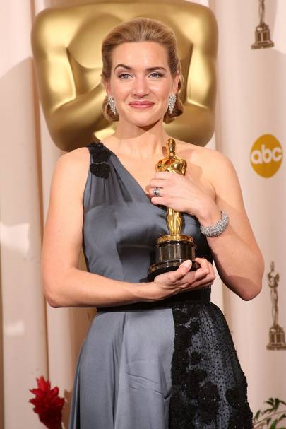 Best Supporting Actress: Kate Winslet