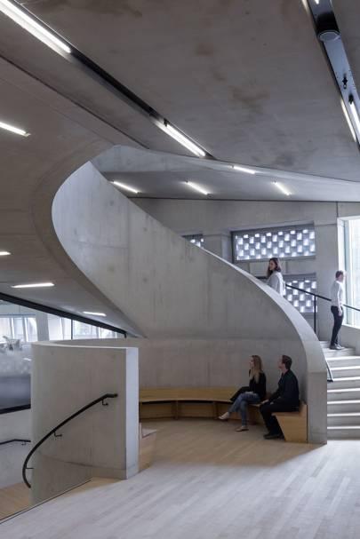 New Tate Modern Gallery Opening Refurbishment British Vogue