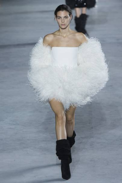 Natalie Portman In Black Swan: Saint Laurent