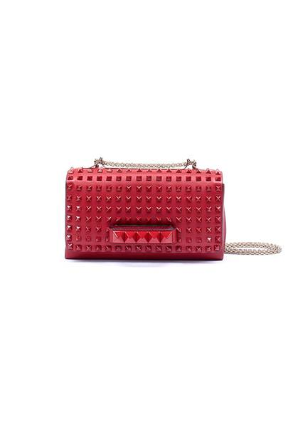 Rockstud Rouge clutch, £1,690