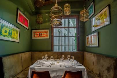 The Dinner Spot: Lion Noir