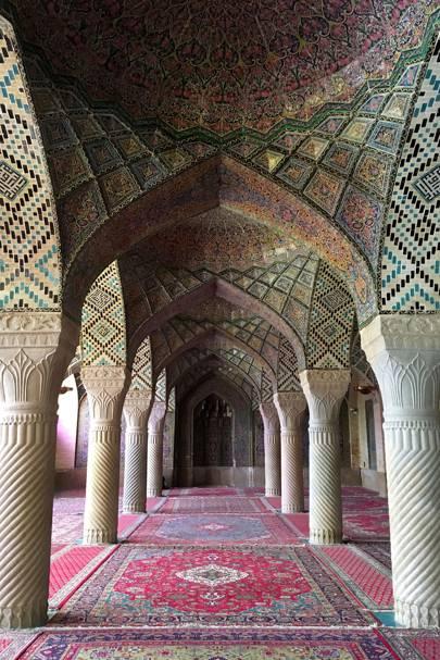 Melissa Losada's Iran Travel Diary