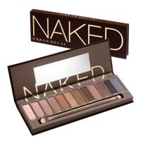 Urban Decay discontinued its Naked palette
