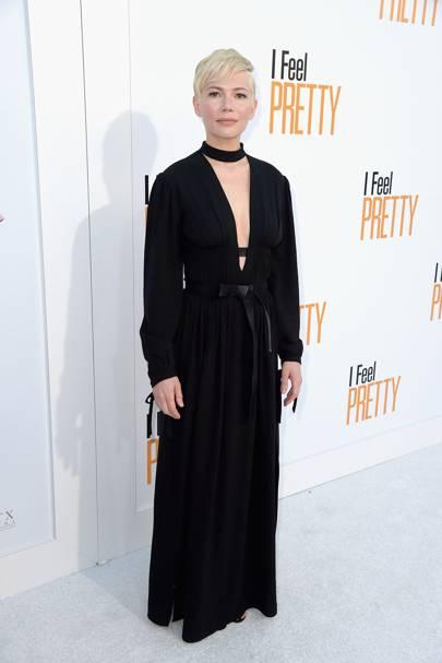'I Feel Pretty' premiere, Los Angeles - April 17 2018