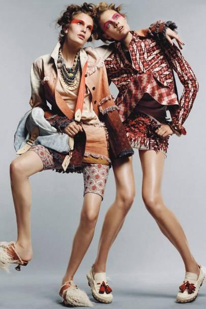 Vogue, February 2010