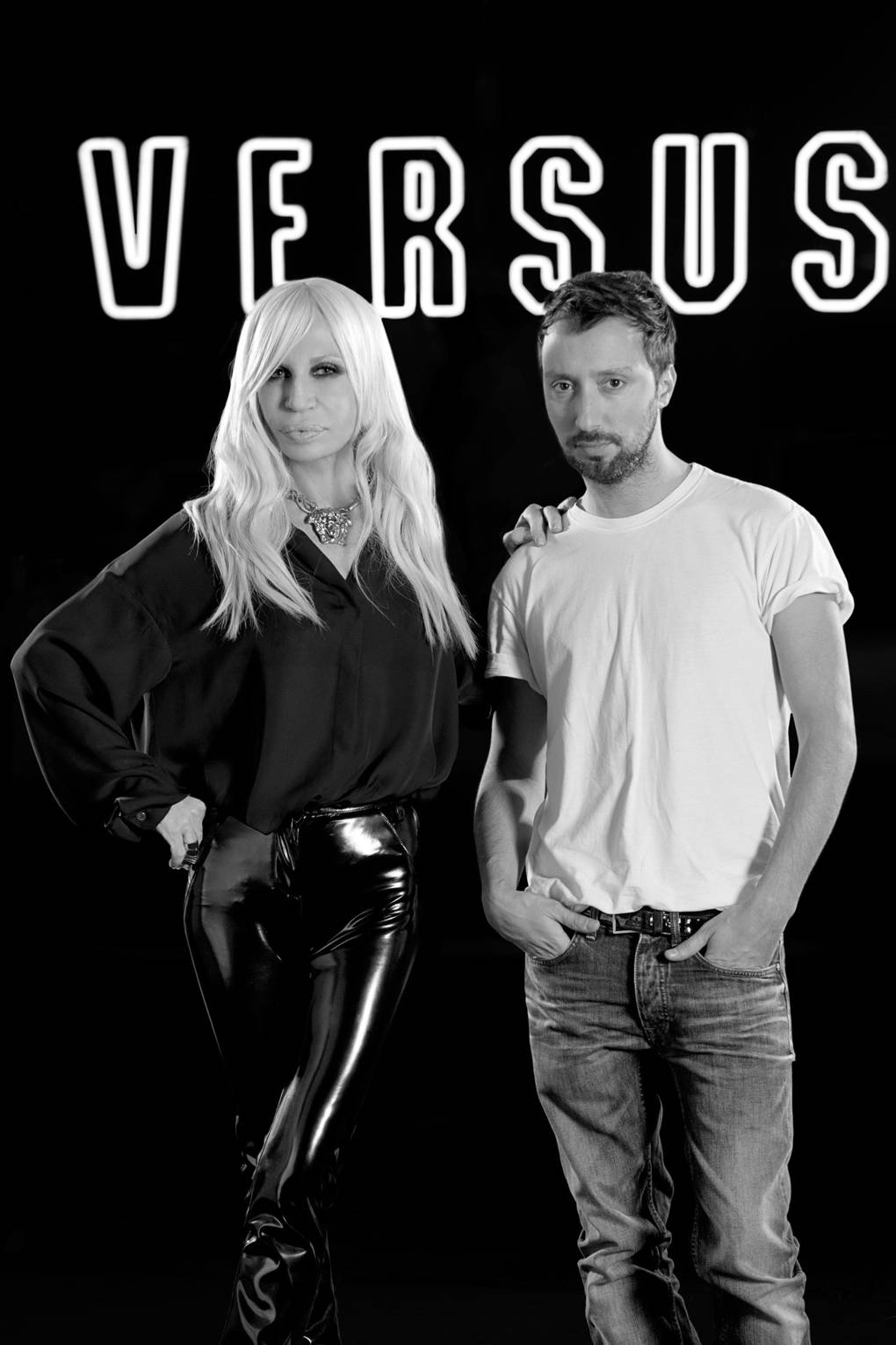 fe83514138c6 Friends And Colleagues Pay Tribute To Donatella Versace Ahead Of Her CFDA  International Award