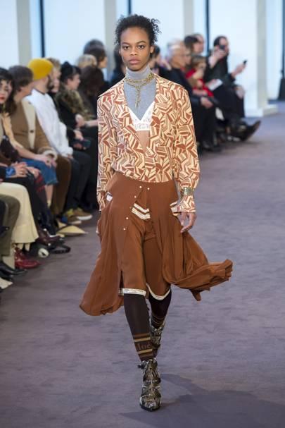 Chloe Autumn Winter 2018 Ready-To-Wear show report   British Vogue cd70f4d0df8
