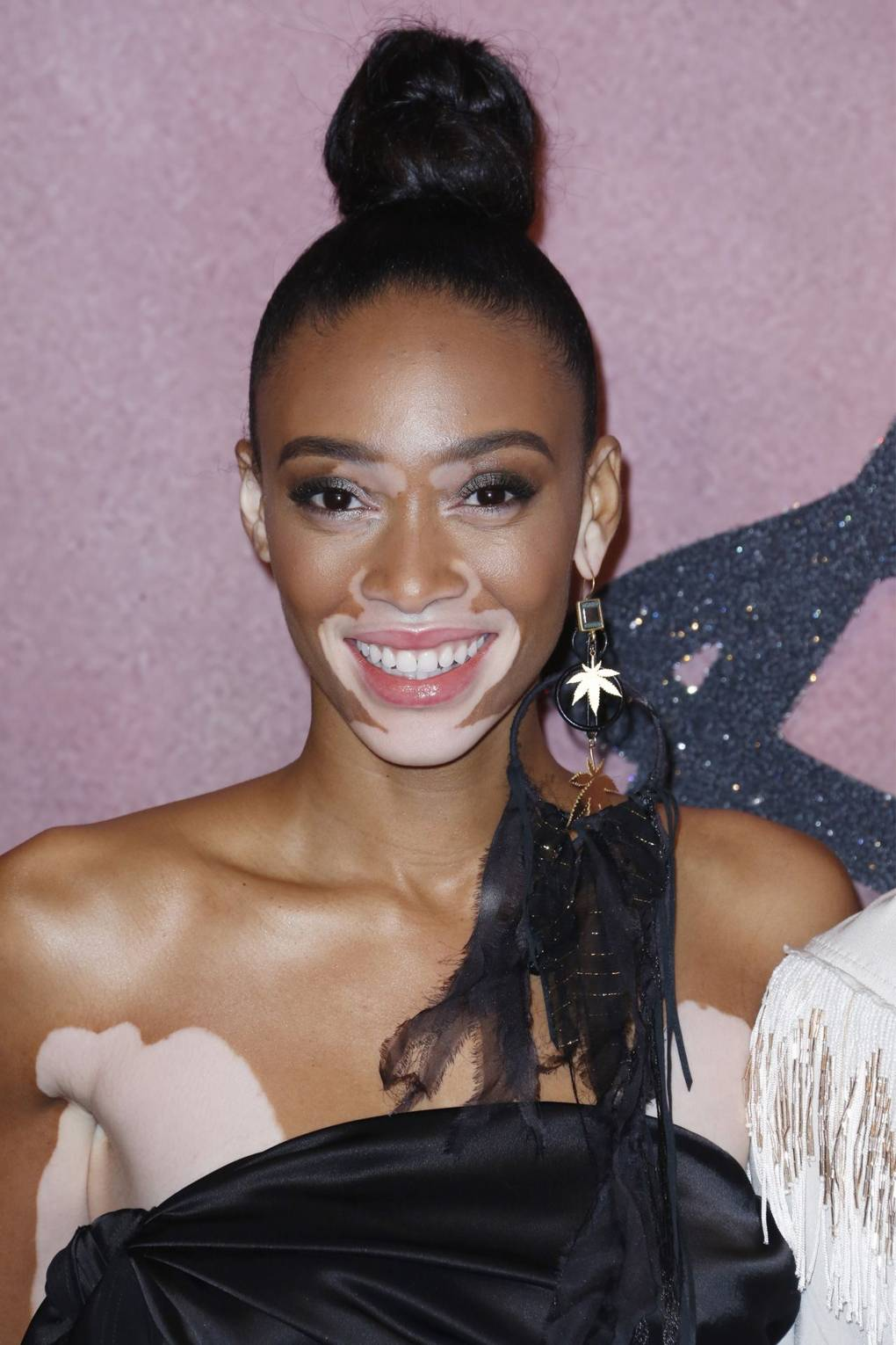 Watch Winnie Harlow CAN video