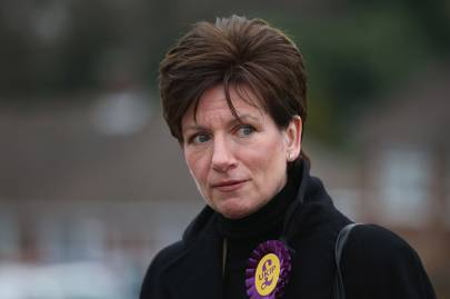 Diane James – Formerly of UKIP