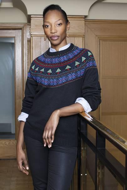 Vanessa Kingori, associate publisher fashion, GQ