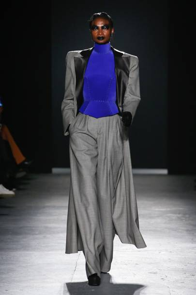 201a37b91b34 Gareth Pugh Autumn Winter 2018 Ready-To-Wear show report