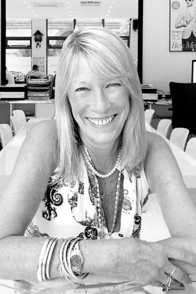 Carole White, founder of Premier Model Management