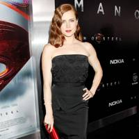 Man of Steel premiere, New York - June 10 2013