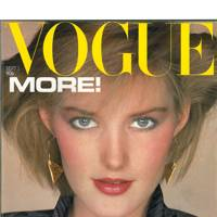 Vogue Cover, September 1980