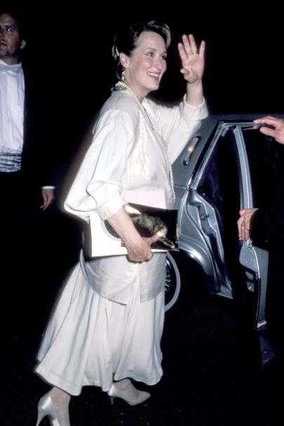 Meryl Streep - 1986