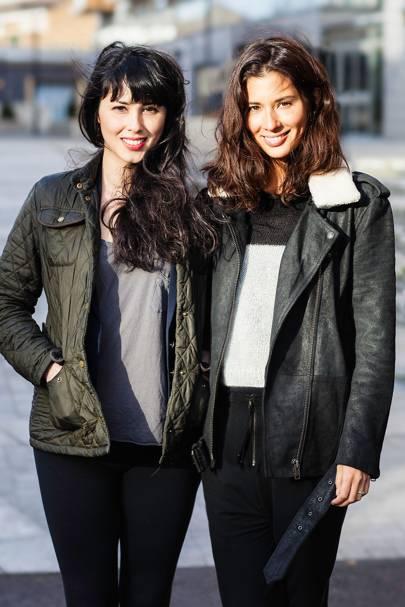 Melissa and Jasmine Hemsley: Green Smoothie