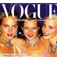 Vogue cover, December 1994