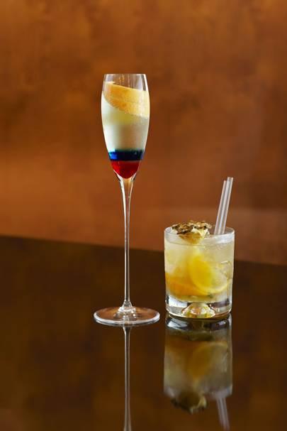 LFW: Met Cocktails