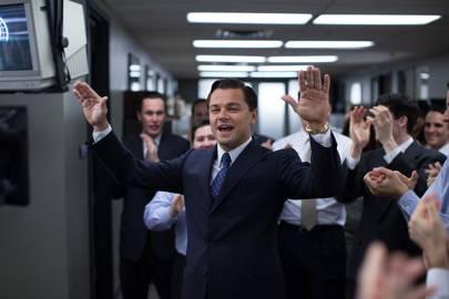 Wolf Of Wall Street (2013)