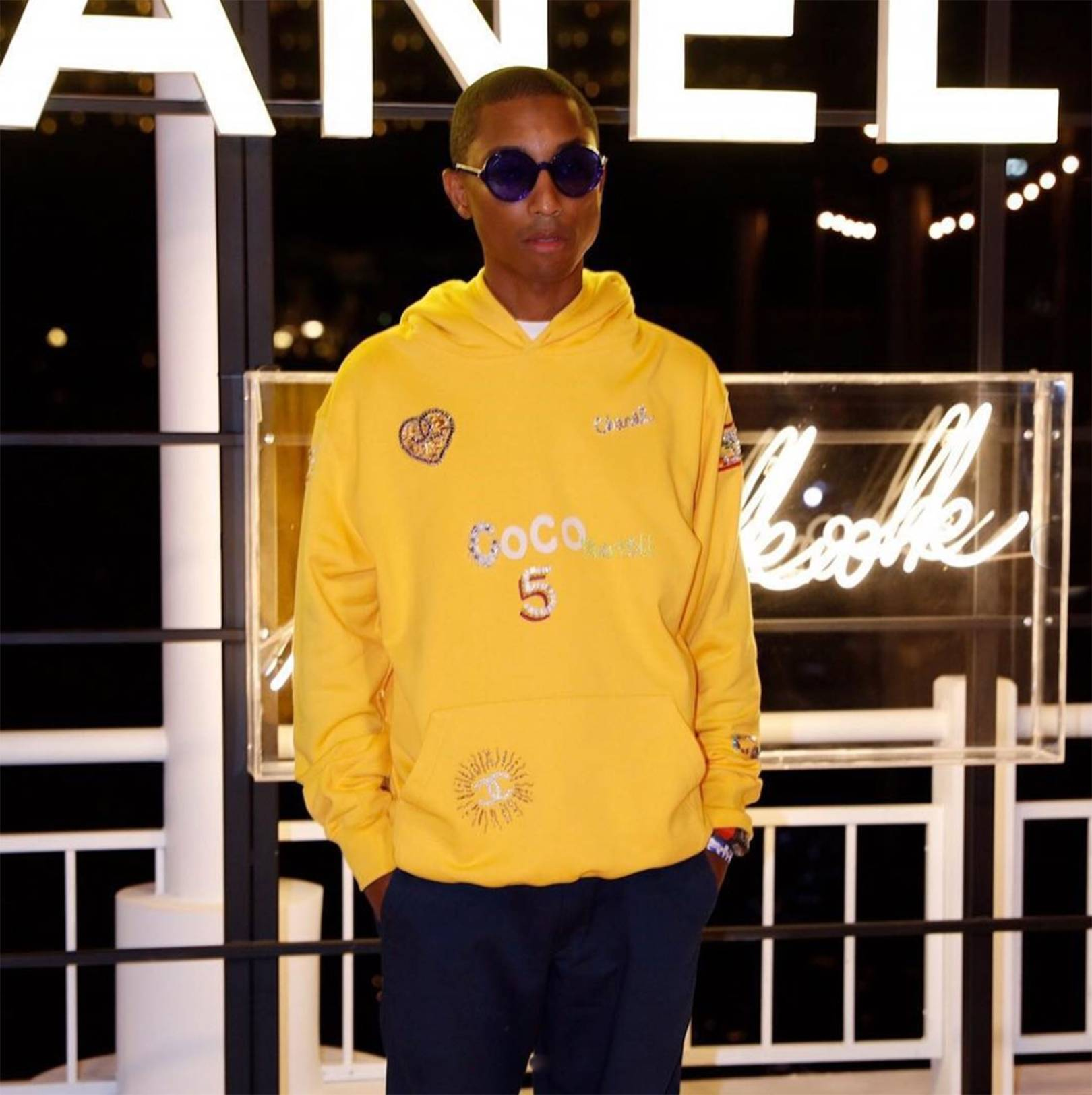 ff40032fd Pharrell Williams Is Designing A Chanel Capsule Collection