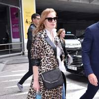 Nice Airport, Cannes Film Festival - May 9 2018