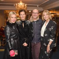 Leopards' Prince's Trust Winners Reception, Fortnum & Mason, London - October 30 2018