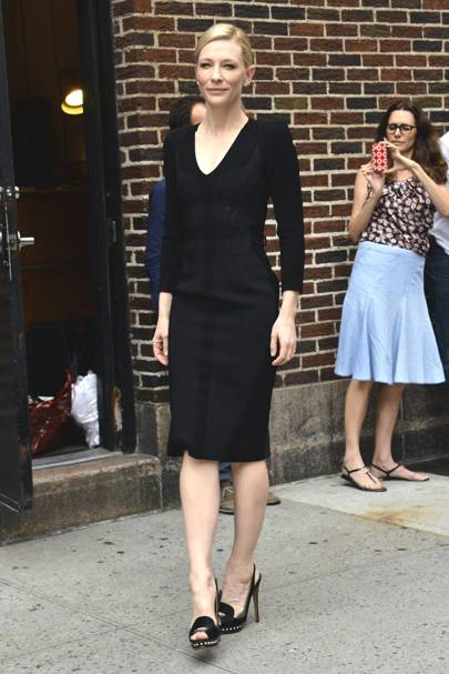 Late Show with David Letterman, New York - July 22 2013