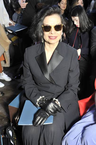 Christian Dior show, Paris - January 25 2016