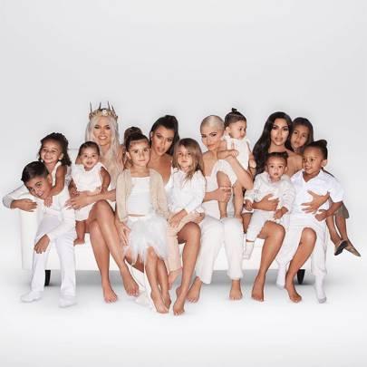 f2029de4988d Kim Kardashian West Bought Louis Vuitton Bags For North West