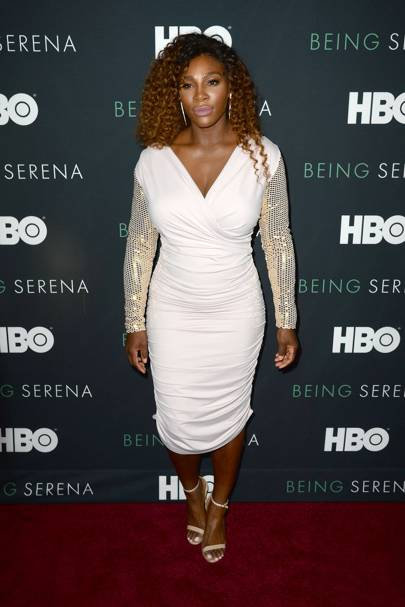 'Being Serena' premiere, New York - April 25 2018