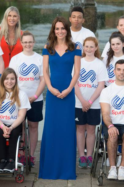 SportsAid 40th Anniversary Dinner, London - June 9 2016