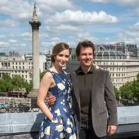 Edge of Tomorrow photo call, London - May 25 2014