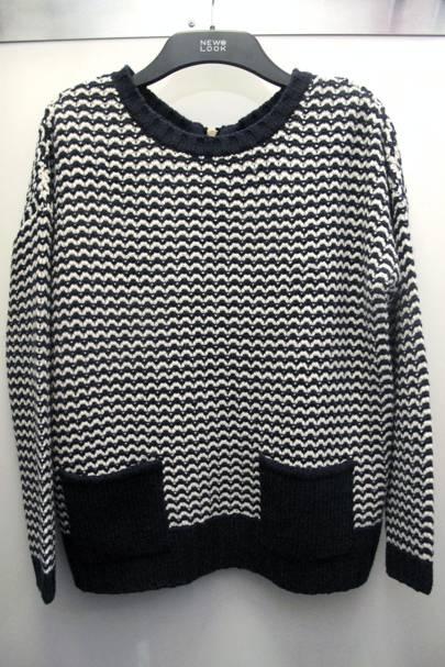 Textured Knitwear